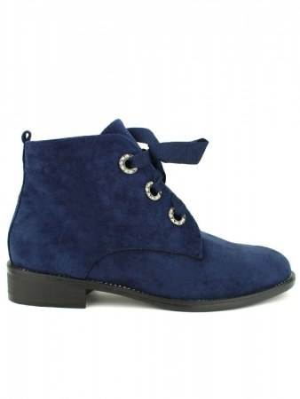 Bottines Bleues BESTELLE