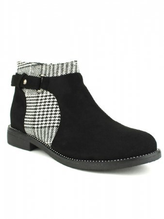 Bottines Noires LOV'IT, image 02