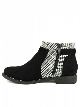 Bottines Noires LOV'IT, image 03
