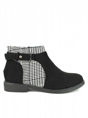 Bottines Noires LOV'IT