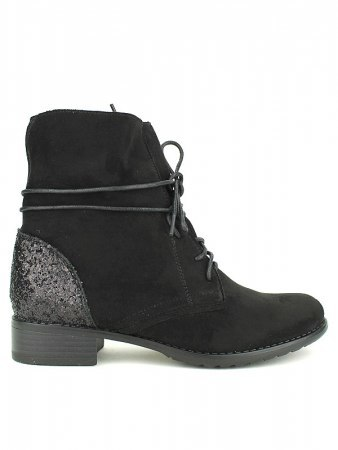 Bottines Noires JOILICE