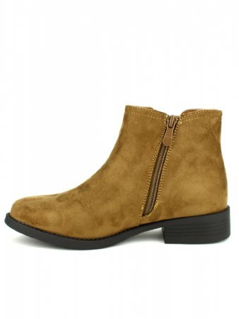 Bottine marron CINKS Simili cuir, image 03