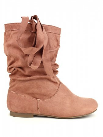 Bottines Taupe SIXTH SENS