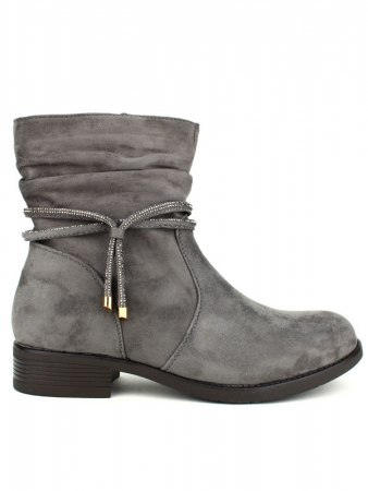 Bottines Grey BO AIME