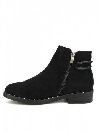 Bottines Noires SHOES ITS, image 03