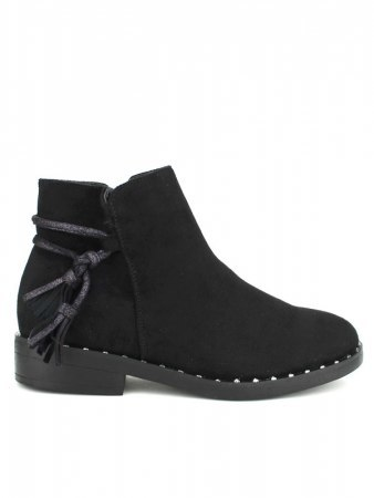 Bottines Noires SHOES ITS