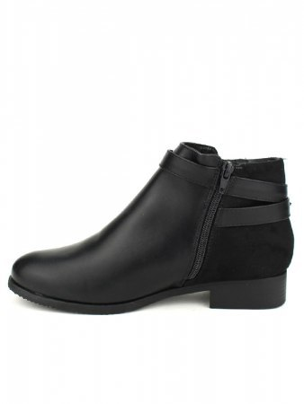 Bottines Noires CINKS LEE, image 02