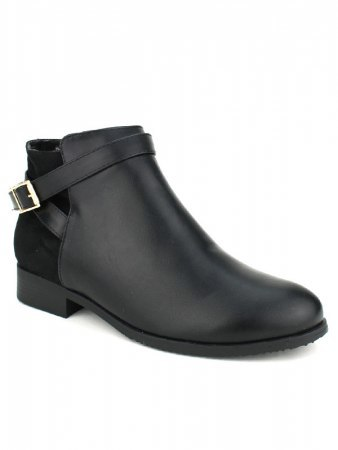 Bottines Noires CINKS LEE, image 03