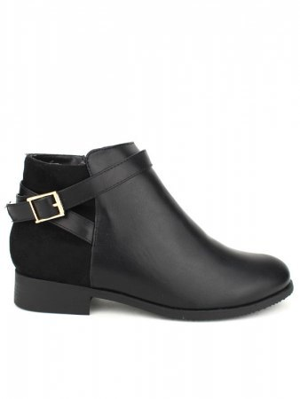 Bottines Noires CINKS LEE