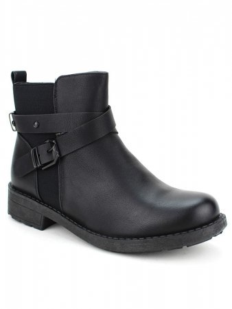 Bottines Noires CINKS BE, image 02