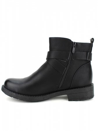 Bottines Noires CINKS BE, image 03