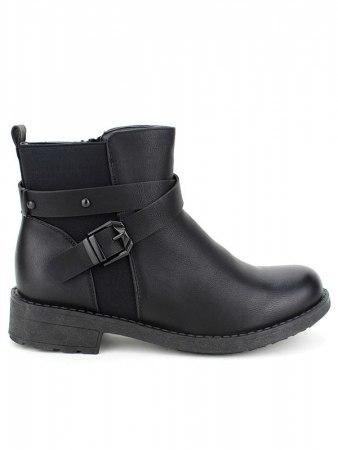 Bottines Noires CINKS BE