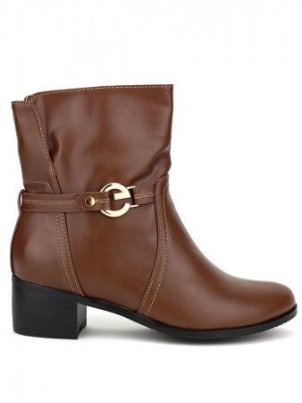 Bottine Marron G MODA