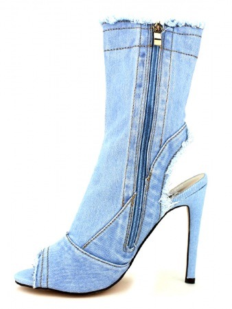 Lows Boots Jeans Blue clair BELLOS, image 03