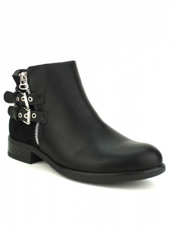 Bottines Black CINKS MEE, image 02