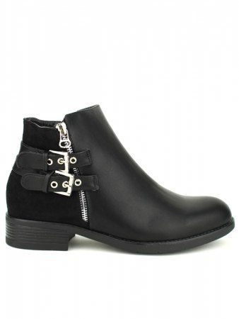 Bottines Black CINKS MEE