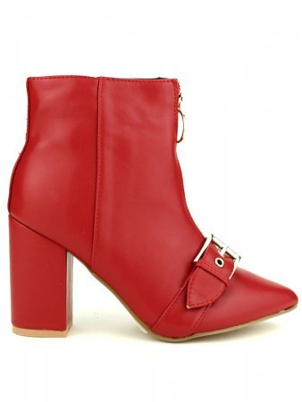 Lows boots rouge BAKYS