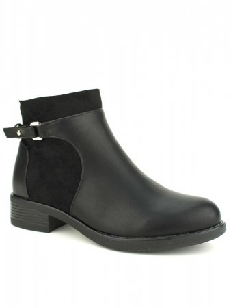 Bottines Noires CINKS MEE, image 02