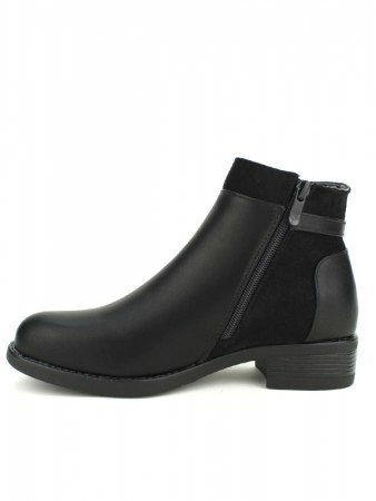 Bottines Noires CINKS MEE, image 03