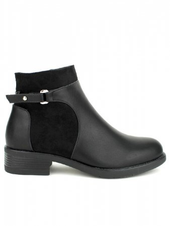 Bottines Noires CINKS MEE