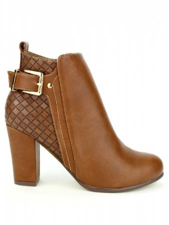 Bottines Caramel CLINY