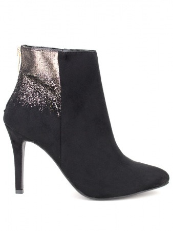 Low Boot Noire EVANA Chic