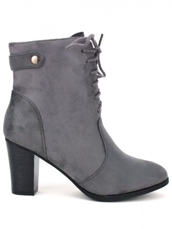 Lows Boots noires TOM & EVA