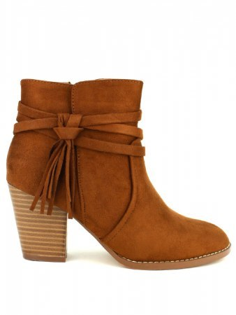 Bottines Camel PINKAI