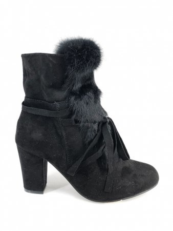 Bottines Noir EXQUILY