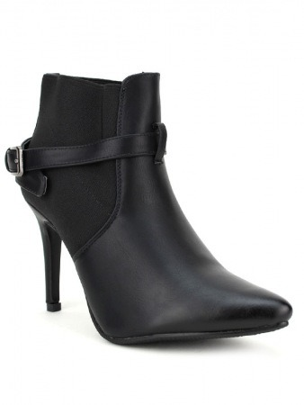 Lows boots noires DAYNA , image 03