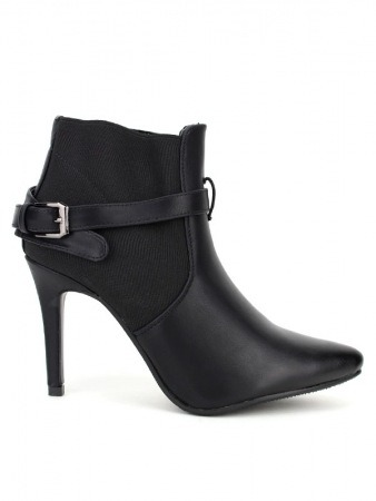 Lows boots noires DAYNA