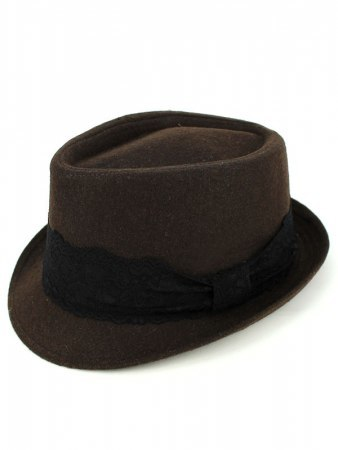 Chapeaux Marron TOM & EVA, image 02