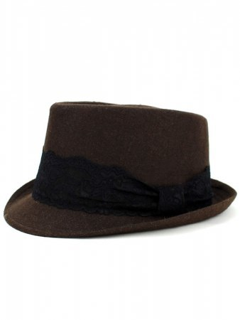 Chapeaux Marron TOM & EVA
