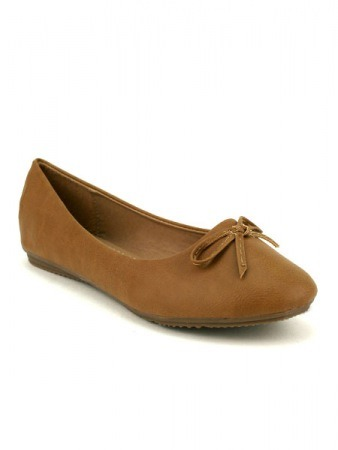 Ballerine Marron LEANA Mode