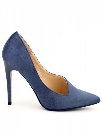 Escarpin blue MULANDA