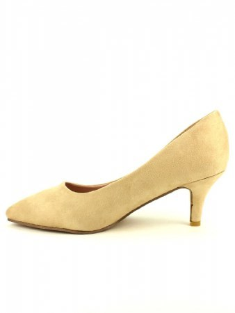 Escarpin Beige simili CINKS , image 02