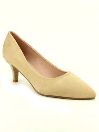 Escarpin Beige simili CINKS , image 03