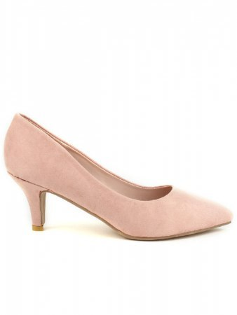 Escarpin rose simili CINKS