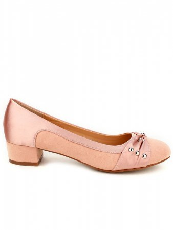Escarpin color pink WEIDES