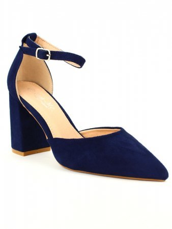 Escarpin blue simili CINKS, image 02