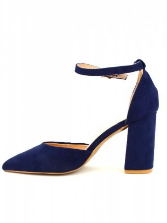Escarpin blue simili CINKS, image 03