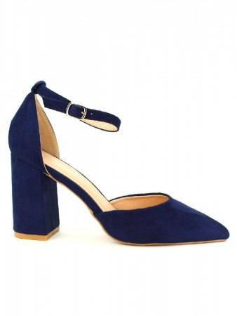 Escarpin blue simili CINKS