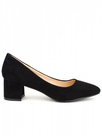 Escarpin noir CHIC CINKS