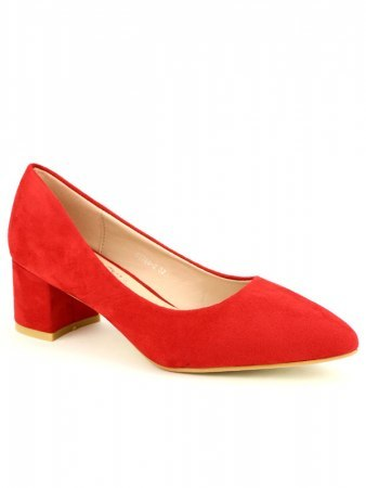 Escarpin Rouge CHIC CINKS, image 03