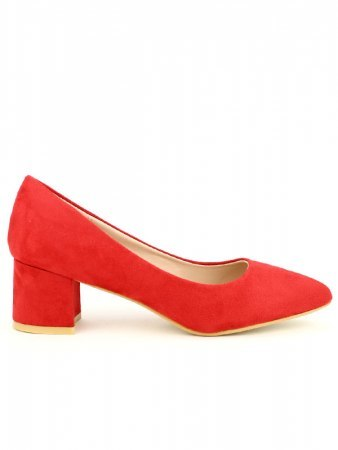 Escarpin Rouge CHIC CINKS