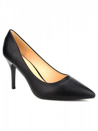 Escarpin simili noir CINKS, image 02
