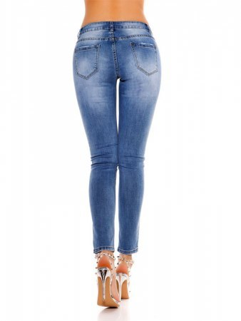 Jean Sexy skinny Jeans With Glitter, image 02
