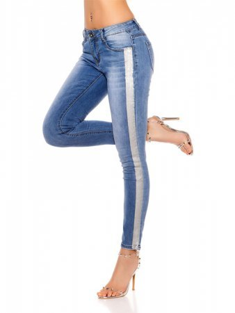Jean Sexy skinny Jeans With Glitter