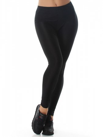 Leggings Noir Ultra Slim HEY