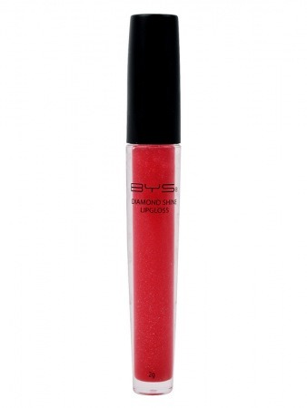 Gloss Rouge Rubis Paillettée BYS